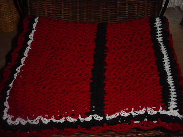 University of So. Carolina Blanket