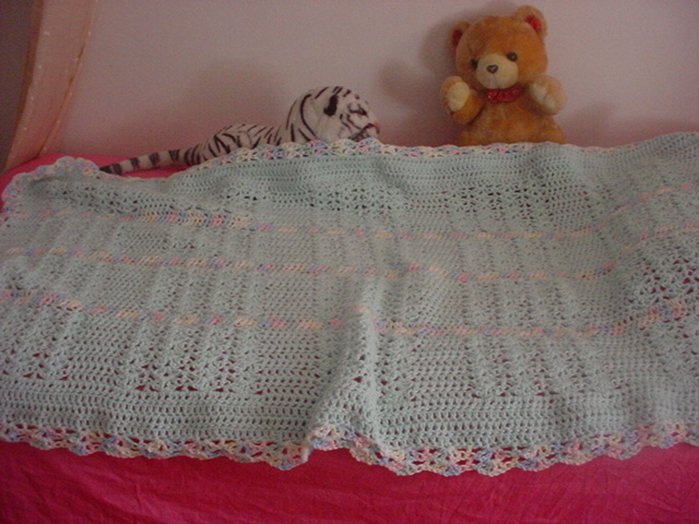 Tiffany Blanket
